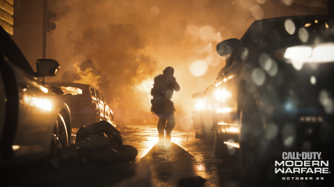 [MàJ] Call of Duty Modern Warfare : un épisode plus sombre, plus mature... plus intelligent ?