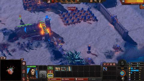 Conan Unconquered : Le cimmérien pose un genou sur l'autel de la stratégie