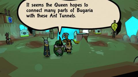 Bug Fables : Un étrange RPG au pays des insectes