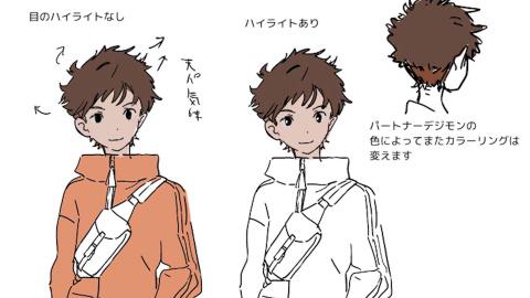 Digimon Survive : Des concept arts et une vidéo rétrospective