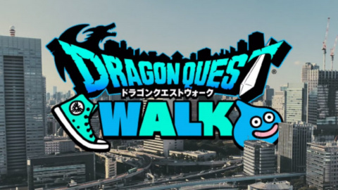 Dragon Quest Walk sur Android