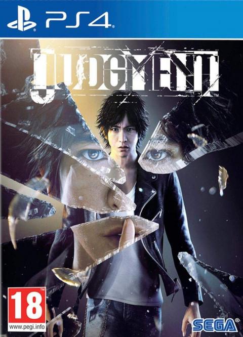 Judgment sur PS4