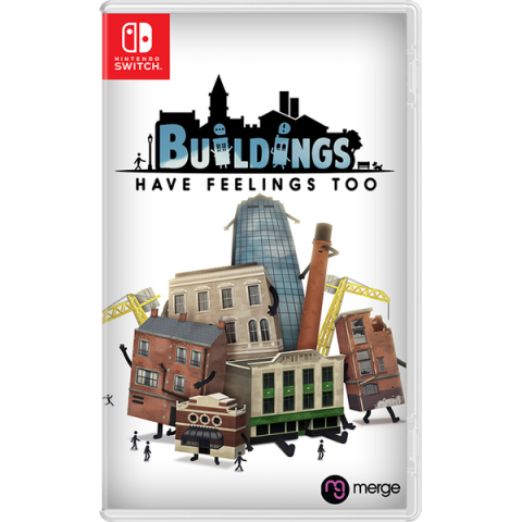 Buildings Have Feelings Too! sur Switch