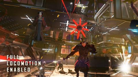 Sairento VR : les cyber ninjas trancheront le 5 juillet sur PS VR