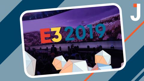 """Le Journal du 03/06/2019 : Dragon Quest """"GO"""" dévoilé, comment s'organise une conférence E3"""
