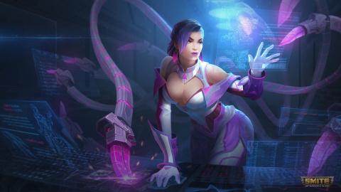 SMITE : Du cyberpunk et du divin dans la nouvelle mise à jour