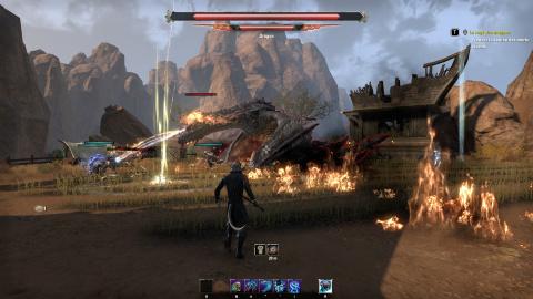 The Elder Scrolls Online : Elsweyr - Dépaysement au pays des Khajiits