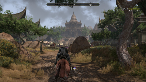 Test de The Elder Scrolls Online - Elsweyr par jeuxvideo com