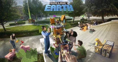 Guide complet de Minecraft Earth
