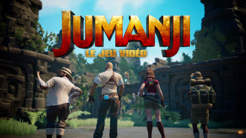 Jumanji sur Switch
