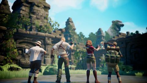 Bandai Namco annonce Jumanji : The Video Game