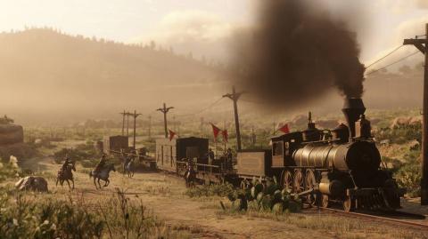 Red Dead Online présente un nouveau mode de jeu