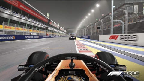 F1 2019 : Codemasters met en lumière l'amélioration des éclairages de nuit