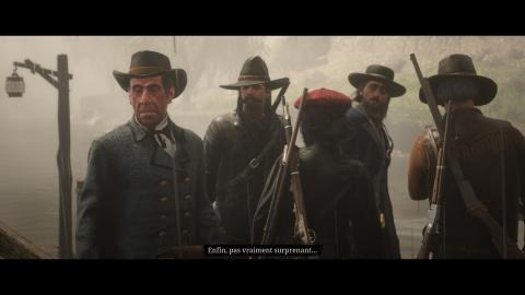 Red Dead Redemption 2 : des indices sur la version PC