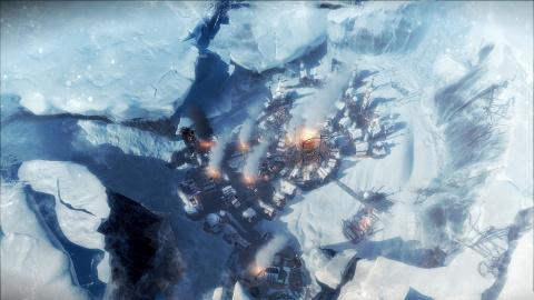 Frostpunk : une adaptation maligne aux contraintes du pad
