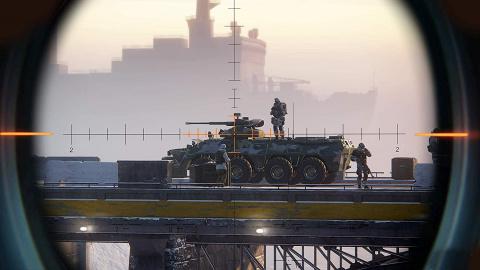 Sniper Ghost Warrior Contracts : les tireurs d'élite reviennent et ne tremblent pas - gamescom 2019