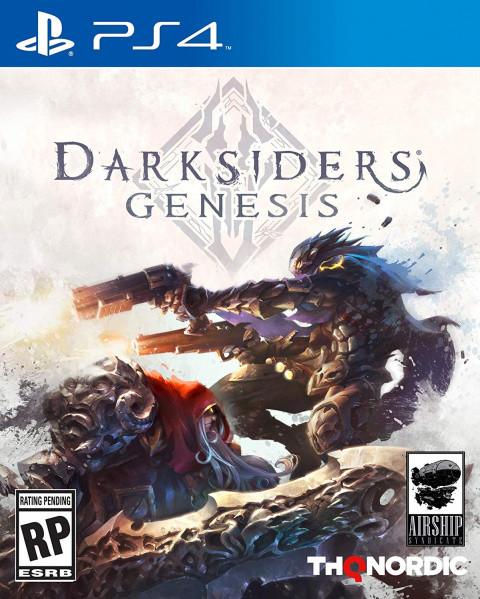 Darksiders Genesis sur PS4