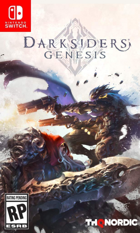 Darksiders Genesis sur Switch