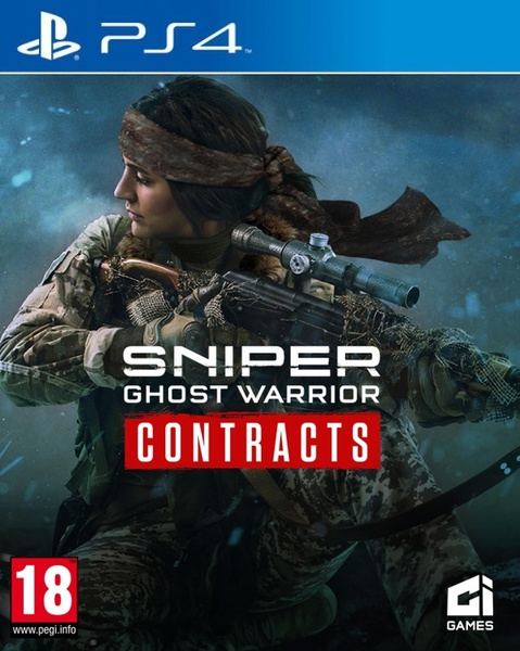 Sniper Ghost Warrior Contracts sur PS4
