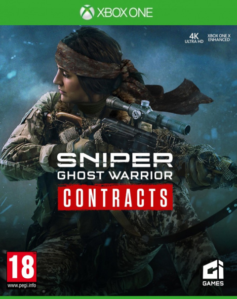 Sniper Ghost Warrior Contracts sur ONE