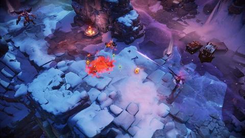 Darksiders Genesis à prix réduit sur PlayStation 4