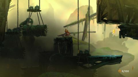 Unruly Heroes : Le platformer 2D coloré qui insiste sur l'action
