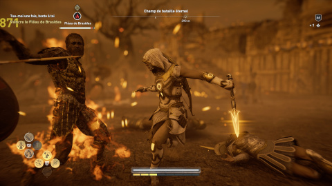 Assassin's Creed Odyssey : Le sort de l'Atlantide - La conclusion plaisante d'un DLC fantastique
