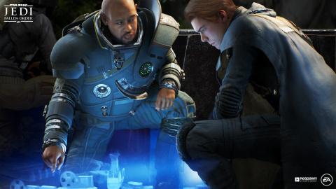 E3 2019 : Star Wars Jedi Fallen Order : Pas de démembrement sur les personnages humanoïdes