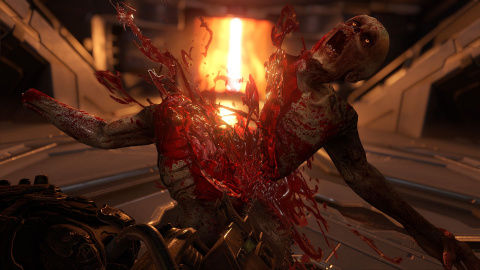"Doom Eternal dévoile le ""Battle Mode"""