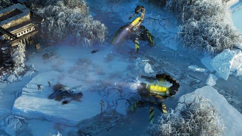 Wasteland 3 lance son alpha ce mois-ci
