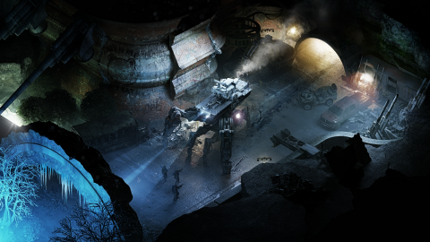 X019 : le RPG post-apo Wasteland 3 prend date