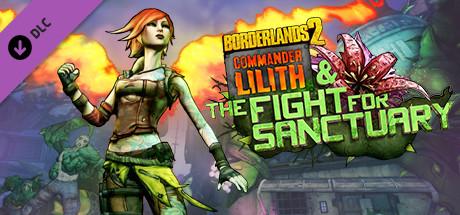 Borderlands 2 : Commandant Lilith et la Bataille pour Sanctuary sur PS4