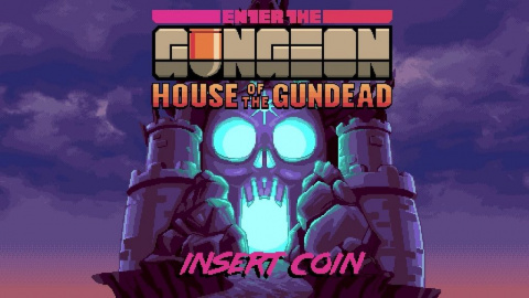 Enter the Gungeon : House of the Gundead sur Arcade