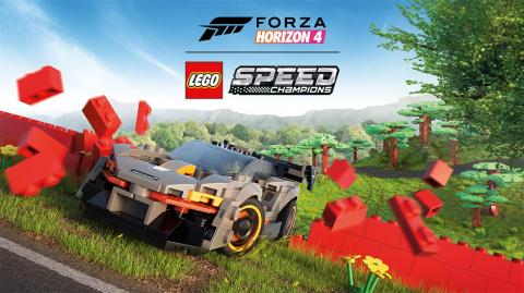 Forza Horizon 4 : LEGO Speed Champions sur ONE
