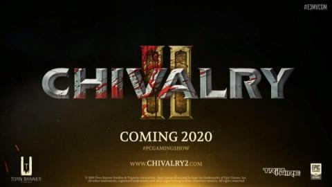 Chivalry II sur PC