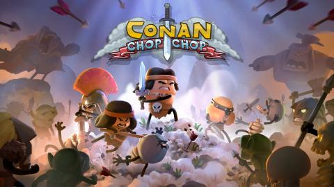 Conan Chop Chop sur PC