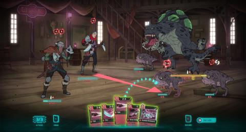 E3 2019 : une alpha pour Griftlands, le RPG / jeu de cartes de Klei (Don't Starve, Oxygen Not Included)