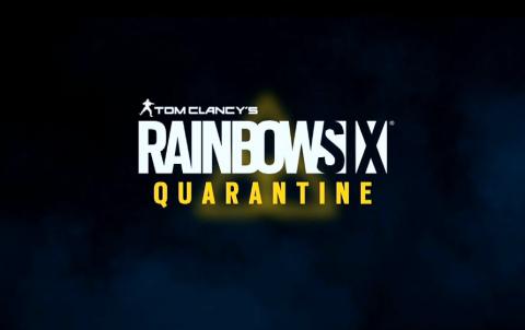 Tom Clancy's Rainbow Six Quarantine sur PS4