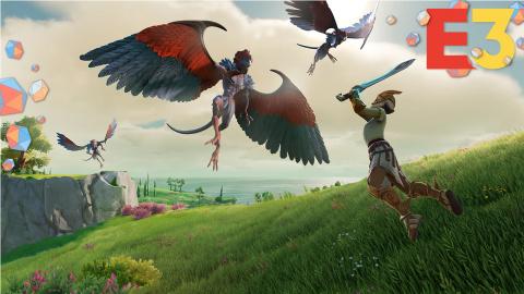 E3 : Gods & Monsters: On a vu la nouvelle licence d'Ubisoft !