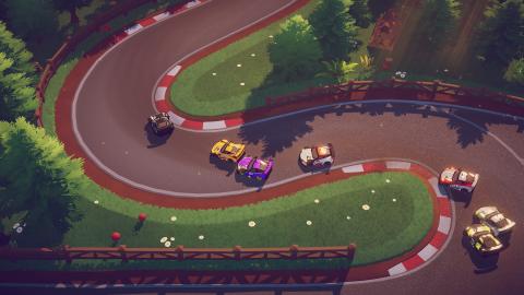 Circuit Superstars : micro machines, maxi sensations ? - gamescom 2019