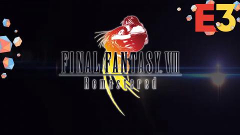 E3 : Square Enix annonce Final Fantasy VIII Remastered