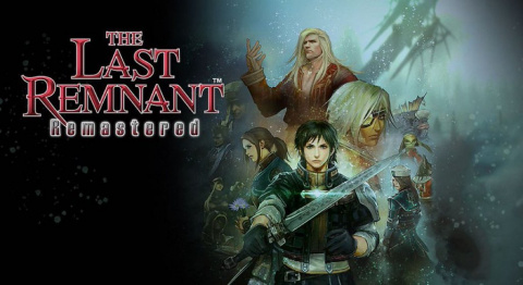 The Last Remnant Remastered sur Switch