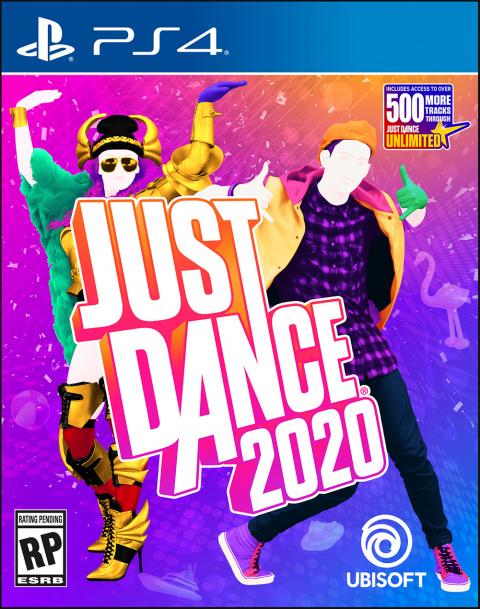 Just Dance 2020 sur PS4