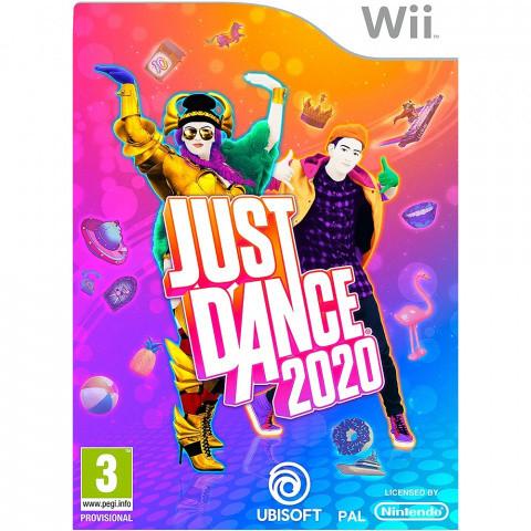 Just Dance 2020 sur Wii