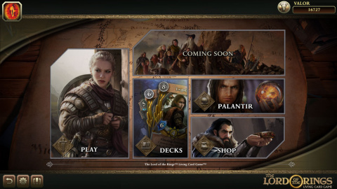 E3 2019 : The Lord of the Rings : Adventure Card Game annoncé par Asmodee Digital