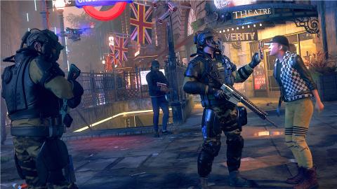 Watch Dogs Legion : Comme pour BGE 2, Ubisoft fait équipe avec la société HitRecord
