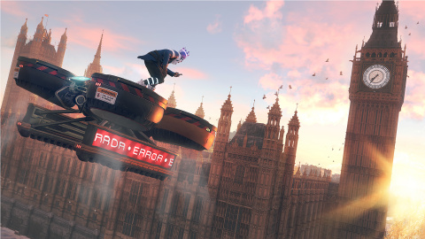 Un trailer et du gameplay — Watch Dogs Legion