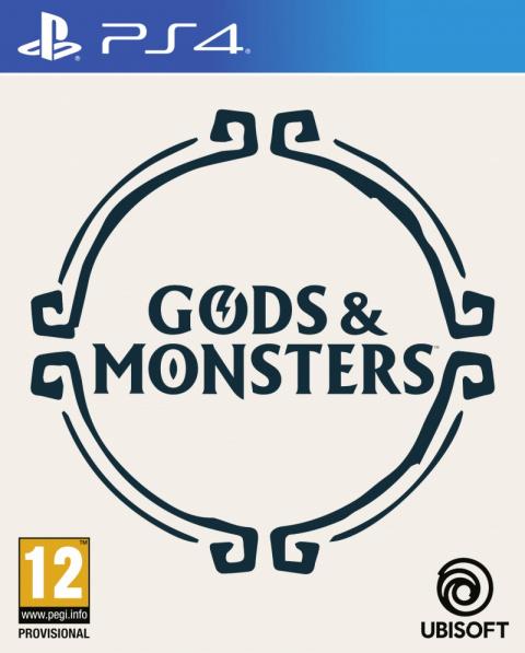 Gods & Monsters sur PS4