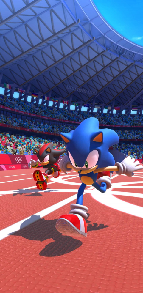 E3 2019 : Sonic at the Olympic Games - Tokyo 2020 livre ses premières images