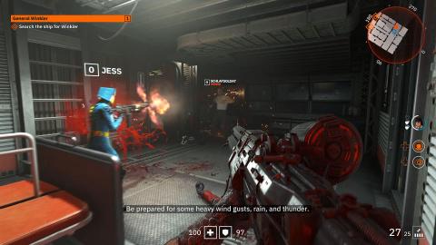 Wolfenstein Youngblood : Une insurrection parisienne intense et coopérative - E3 2019